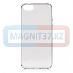 Чехол задник для iPhone Х гель прозр