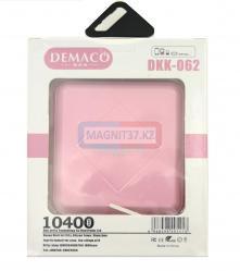 Зарядное Power Bank Demaco DKK-062 10400 mAh