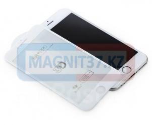 Защитное стекло 3D для iPhone 6 техупаковка