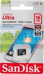 MicroSD Sandisk 16Gb 10 class