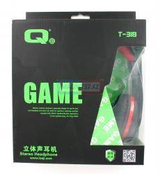 Наушники компьютерные GAME T-318