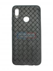 Чехол задник для Huawei PSmart (2019) гель плетеный