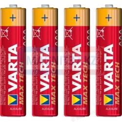 Батарейка Varta AAA ( Max tech)