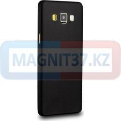 Чехол задник для Huawei P20 lite гель черный матовый