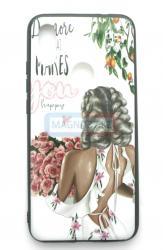 Чехол задник для iPhone 6 пластик женский