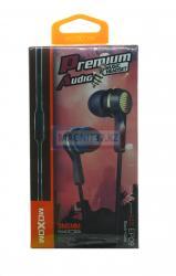 Наушники MoXom MX-EP09 вакуумные с микрофоном