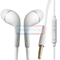 Наушники Samsung S2 не вакуумные с микрофоном (в пакете) реплика