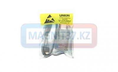 СЗУ microUSB Union UN-136 2в1 пакетик Caution
