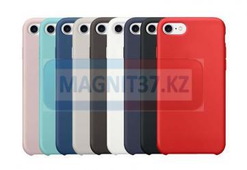 Чехол задник для iPhone 5 Siliconе Case (копия)